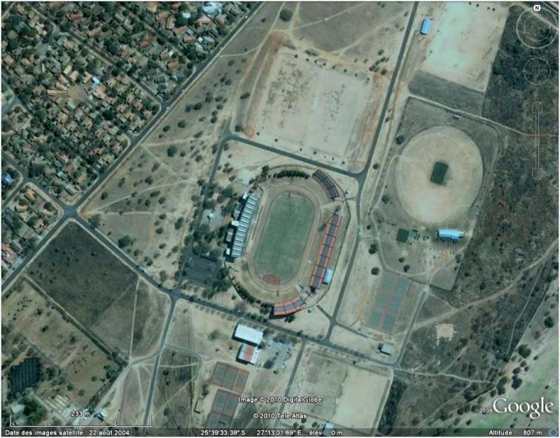 STADES COUPE DU MONDE Afrique du Sud 2010 Stade10