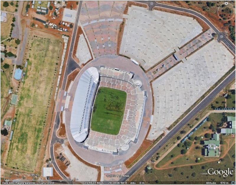 STADES COUPE DU MONDE Afrique du Sud 2010 Stader10