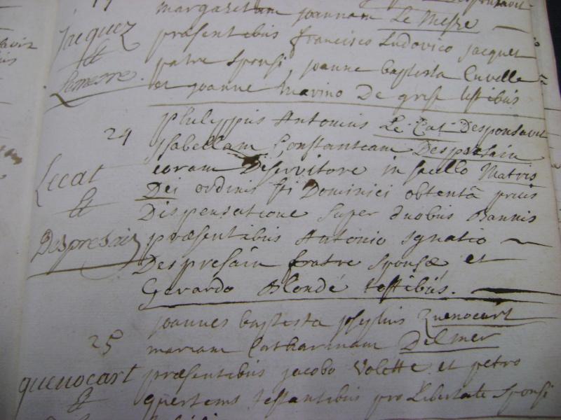 x 1717 et x 1733 en latin 1717-210