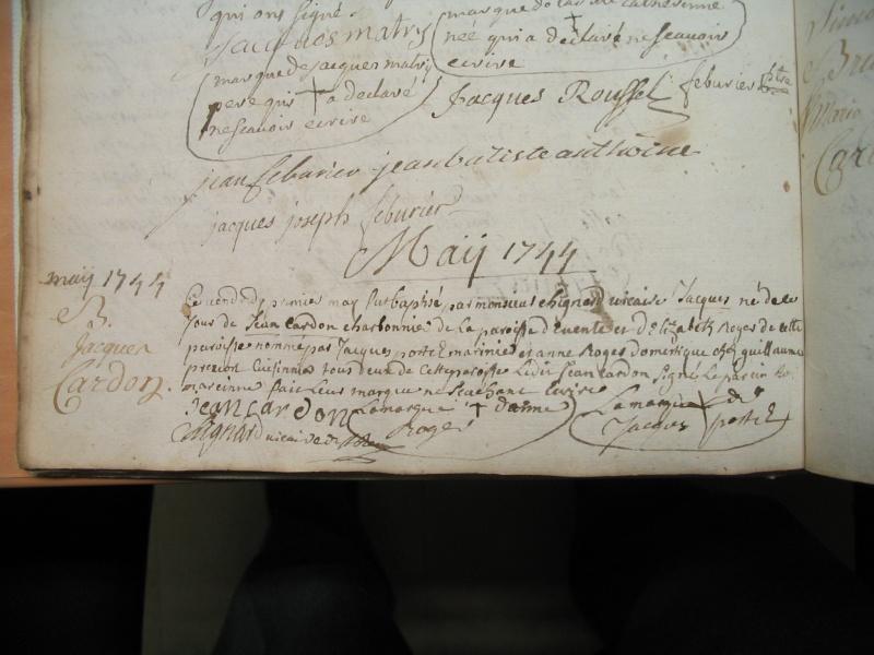 Dieppe : CARDON 1744-110