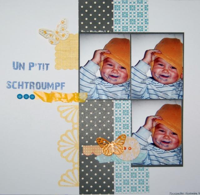 Mamypoppins vient vous montrer quelques pages...MAJ 04.03.11 Schtro11