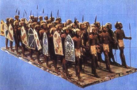 تاريخ مصر القديمة من عصر بداية الاسرات الي الدولة الحديثة واشهر ملوكها  05410