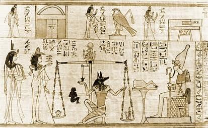 تاريخ مصر القديمة من عصر بداية الاسرات الي الدولة الحديثة واشهر ملوكها  06310
