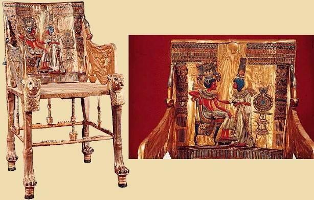 تاريخ مصر القديمة من عصر بداية الاسرات الي الدولة الحديثة واشهر ملوكها  07710