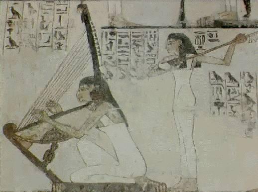 تاريخ مصر القديمة من عصر بداية الاسرات الي الدولة الحديثة واشهر ملوكها  08610