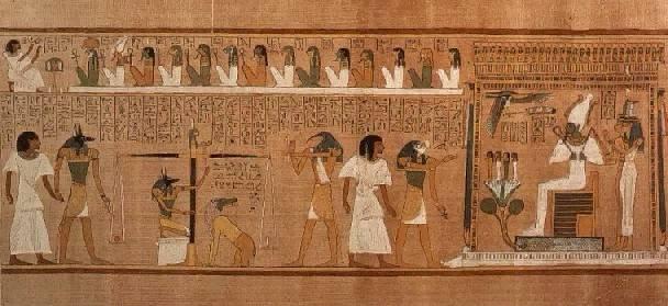 تاريخ مصر القديمة من عصر بداية الاسرات الي الدولة الحديثة واشهر ملوكها  09110