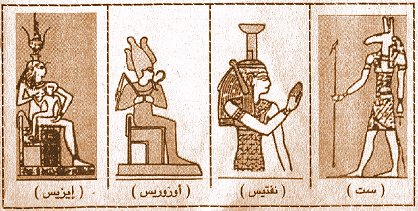 تاريخ مصر القديمة من عصر بداية الاسرات الي الدولة الحديثة واشهر ملوكها  09210