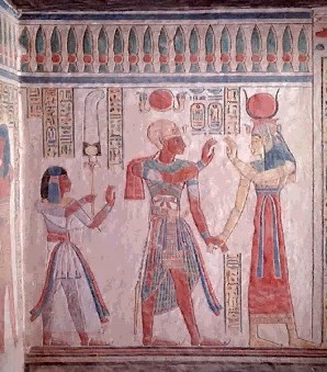 تاريخ مصر القديمة من عصر بداية الاسرات الي الدولة الحديثة واشهر ملوكها  10010