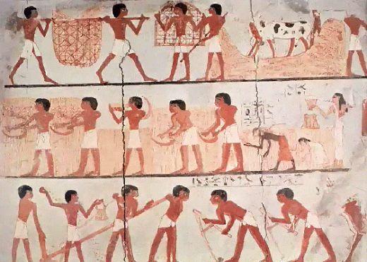 تاريخ مصر القديمة من عصر بداية الاسرات الي الدولة الحديثة واشهر ملوكها  10210