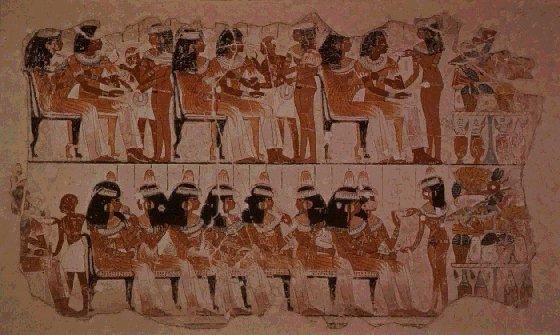 تاريخ مصر القديمة من عصر بداية الاسرات الي الدولة الحديثة واشهر ملوكها  104t10