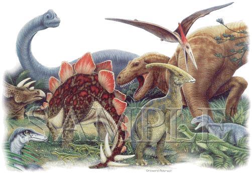 كل شيء عن الدايناصورات بالصور والفيديو - صفحة 2 1_1010