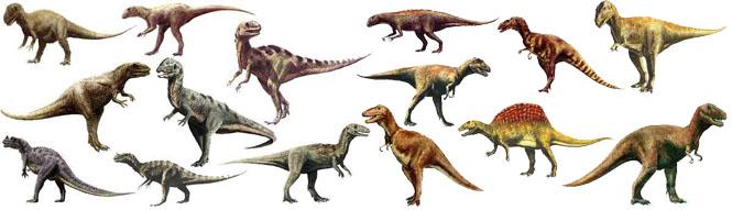 كل شيء عن الدايناصورات بالصور والفيديو Carnos10