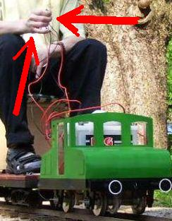 Na mal sehen, was das wird... Gartenbahn in 5 Zoll - Seite 8 25051010
