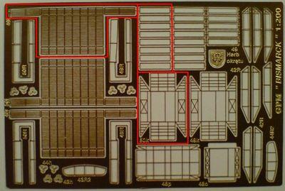 John`s Schlachtschiff Bismarck 1:200 von Amati - Seite 7 Bauabs18