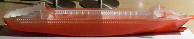 """Queen Mary 2  in 1:1200 von Revell """"FERTIG"""" Qm_810"""