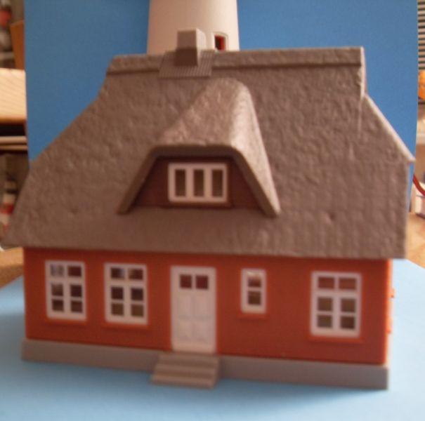 "Leuchtturm ""Hiddensee""  KIBRI 1:87  FERTIG Sdc10134"