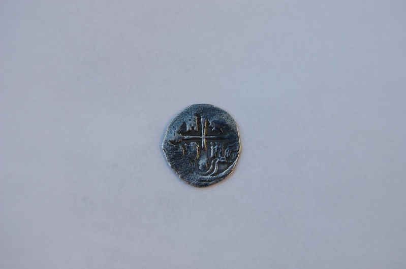1 Real de Felipe IV (México, 1598-1621) Mmm_0114