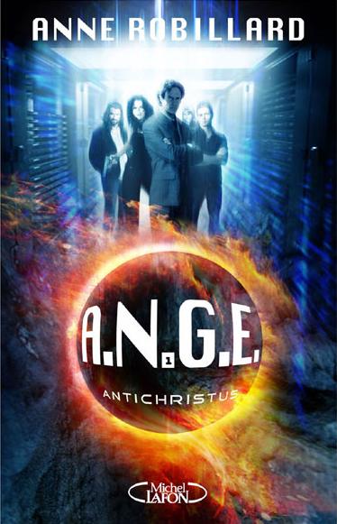 [Robillard, Anne] A.N.G.E. Ange110