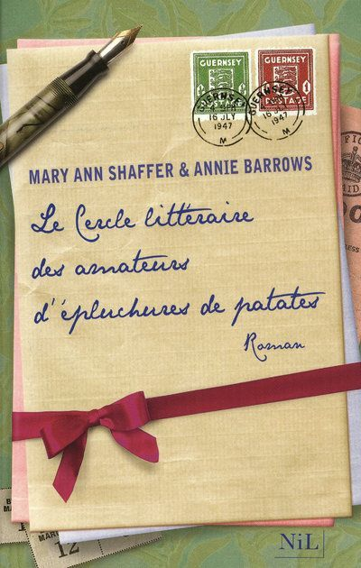 [Shaffer, Ann Mary & Barrows, Annie] Le cercle littéraire des amateurs d'épluchures de patates Le-cer10