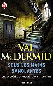 [Éditions J'ai Lu] Sous les mains sanglantes de Val McDermid Sous-l10