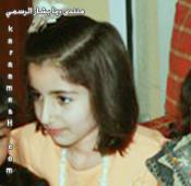 صور النجمه الفنانه المتألقه المبدعه الصغير فراشة طيور الجنه  (ديمه بشار ) 45454510