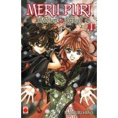 MERU PURI de Matsuri Hino Couver10