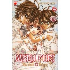 MERU PURI de Matsuri Hino Couver13
