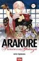 ARAKURE, PRINCESSE YAKUZA de Kiyo Fujiwara Arakur13