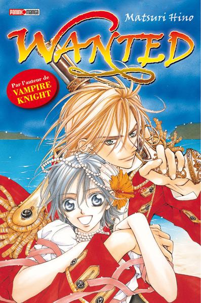WANTED de Matsuri Hino Wanted10