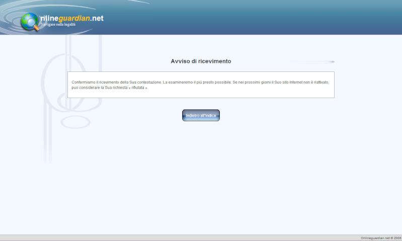 OnlineGuardian chiuso il mio forum - Cosa fare? 1410
