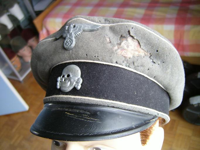 Waffen ss Nco Schirmmutze Option10