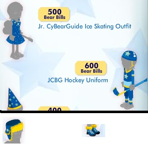 New stuff at the Jr. Cybearguide store! New_jr10
