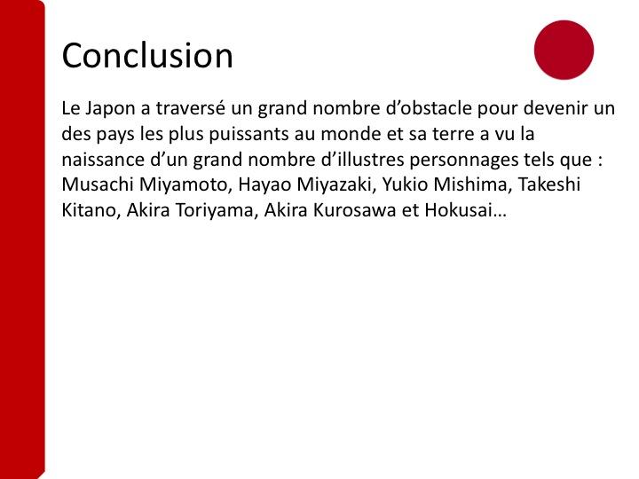 Le Japon (powerpoint de cours général) Diapos22