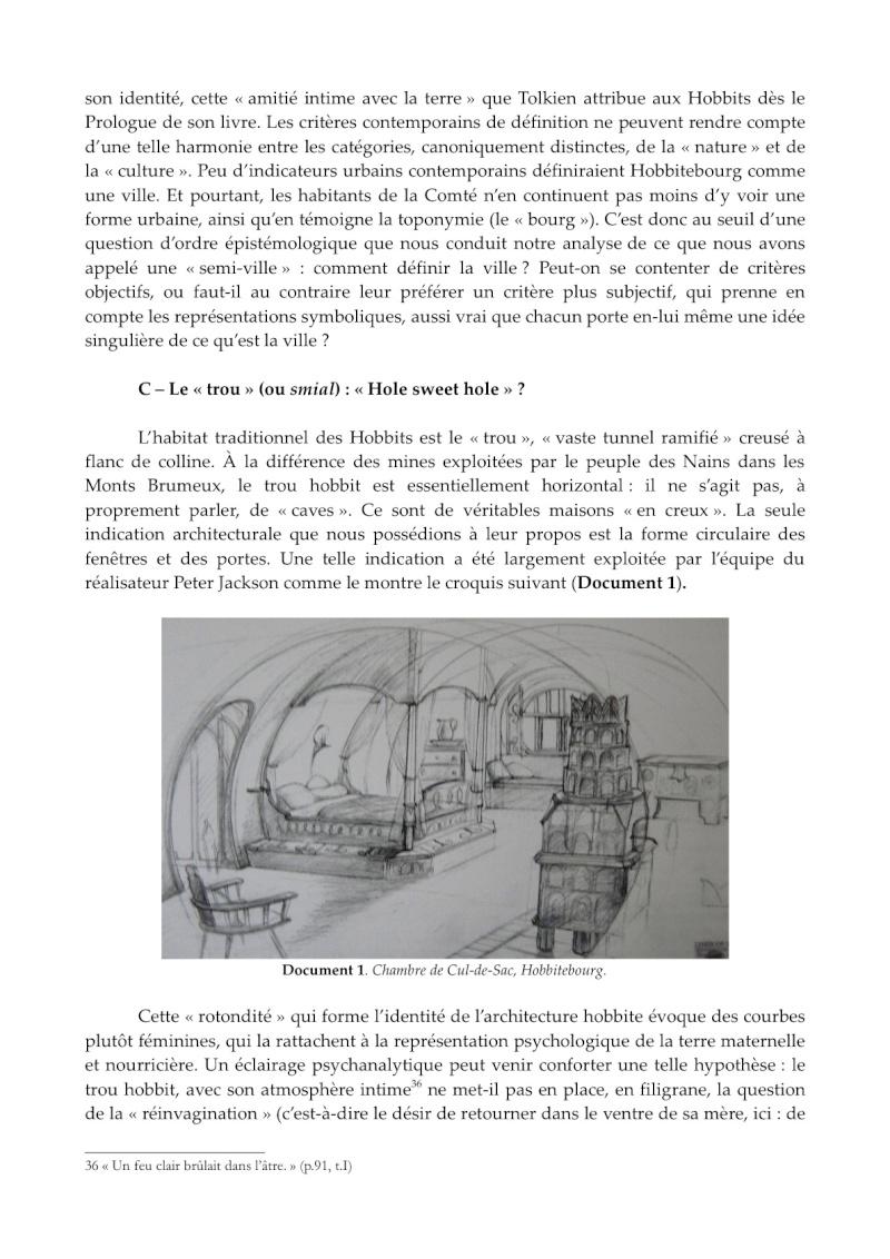 Tolkien en géographie : Villes et territoires urbains dans Le Seigneur des Anneaux Tolkie19