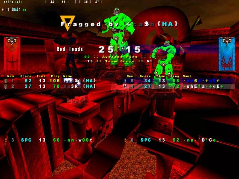 HA vs qE(5-4) Quake351