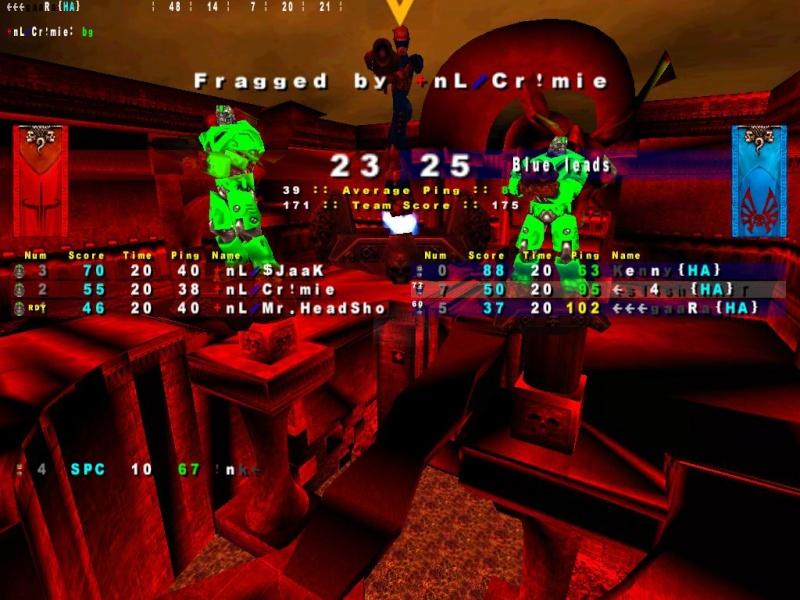 {HA} vs +nL/ (5-3) Quake356