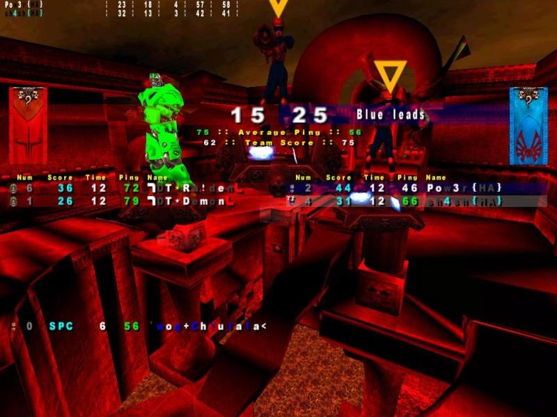 {HA} vs DT 1:1 Quake359