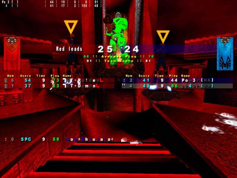 {HA} vs DT 1:1 Quake360