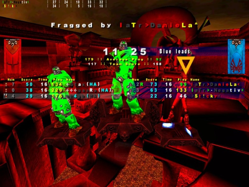 {HA} vs aTr (2-1) Quake361
