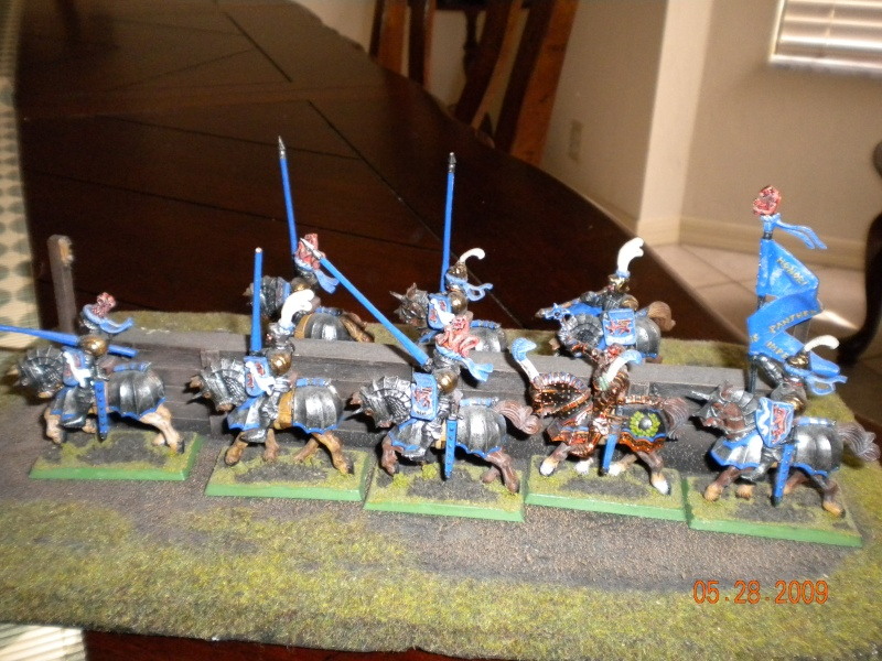 Warhammer Fantasy Pistoliers and  Knights and More. Tom_fo10
