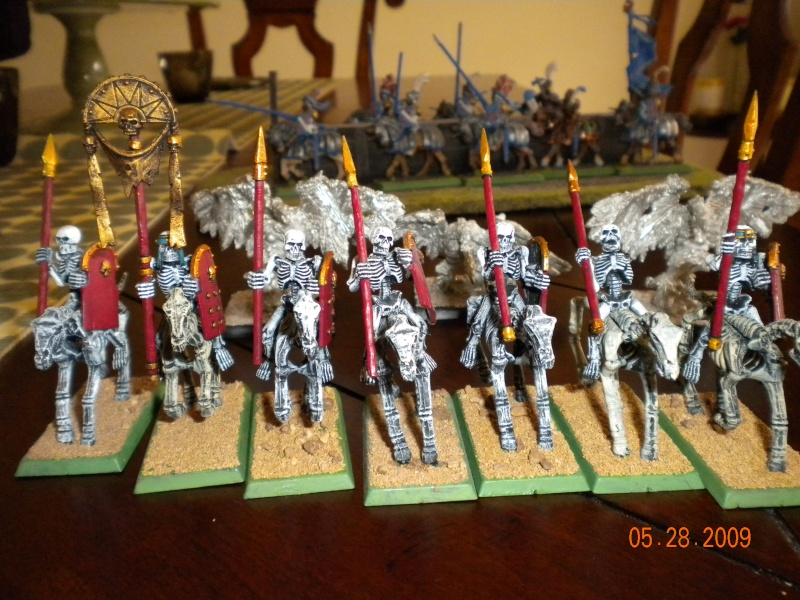 Warhammer Fantasy Pistoliers and  Knights and More. Tom_fo12