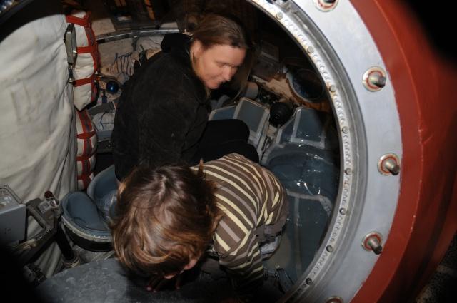 photos de la capsule SOYOUZ de la cité de l'espace Cita_d13