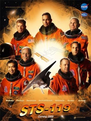 [STS-119] Discovery : préparatifs (lancement le 15/03/2009 au plus tôt) - Page 2 Sts-1111