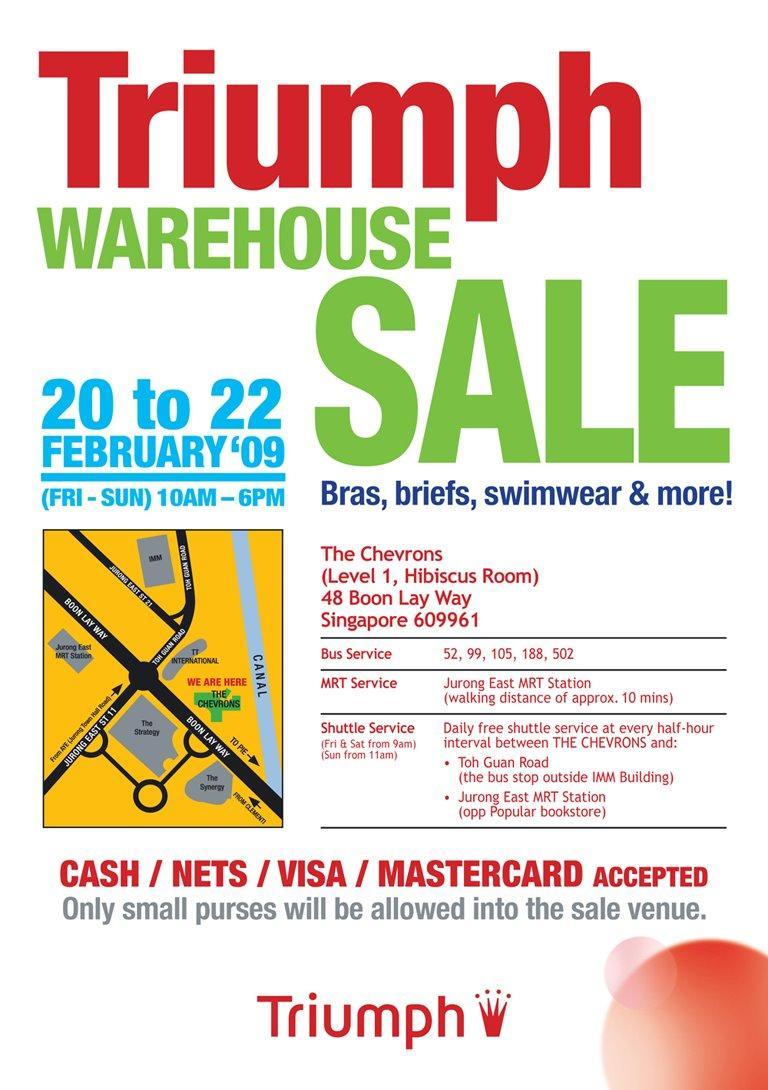 Triumph Warehouse Sales Untitl10