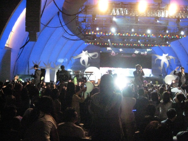 Hollywood Bowl 2009: Delusionality at its best Img_0910
