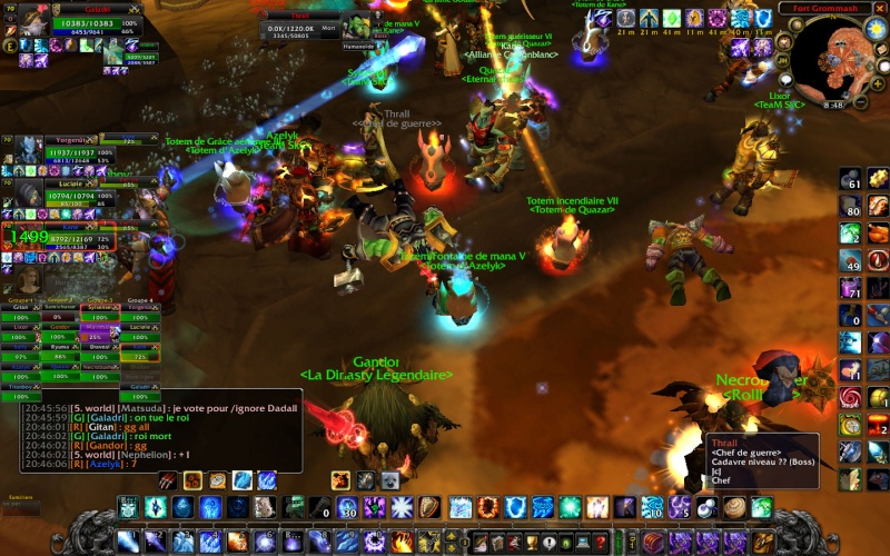 Wanted Thrall Wowscr10