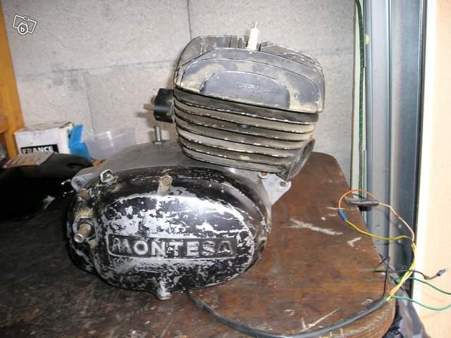 Moteur Montesa 123 Cota 12798910
