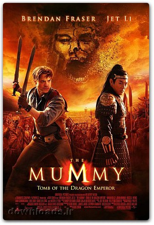 Mummy 2008: Tomb Of The Dragon Emperor dvdrip The-mu10