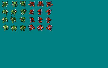 Characters et Facesets Pokémons Famill18