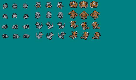 Characters et Facesets Pokémons Famill37